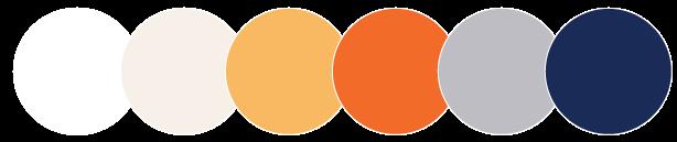 Simplex Academy Main Color Palette