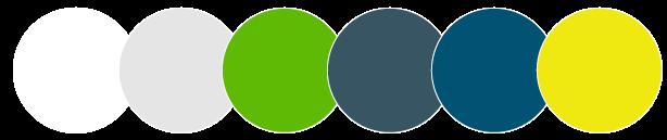 Freedom's Edge main color palette