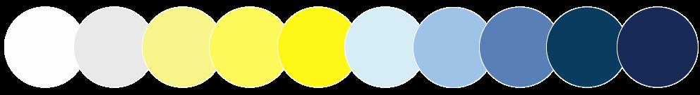 Lansing Central AA main color palette