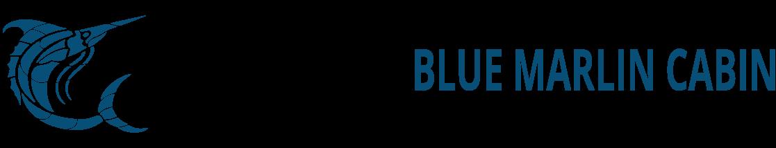 Bayside Eight - Blue Marlin Cabin Logo 01