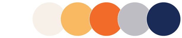 Simplex Academy Main Color Palette
