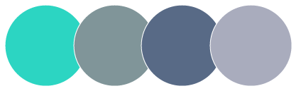 Truecare Chiropractic main color palette